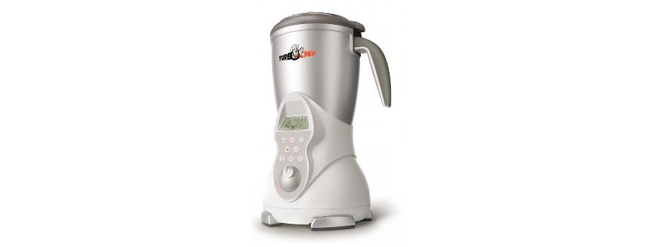 Prova gratis il robot da cucina Turbochef Aurora D\'Agostino